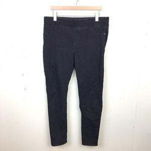 Old Navy Rockstar Built In Warm Jeggings Jeans 14